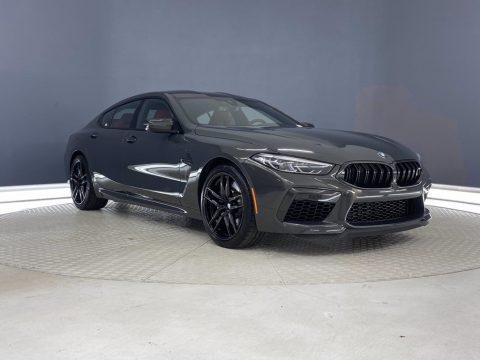 Individual Dravit Gray Metallic BMW M8 Gran Coupe.  Click to enlarge.