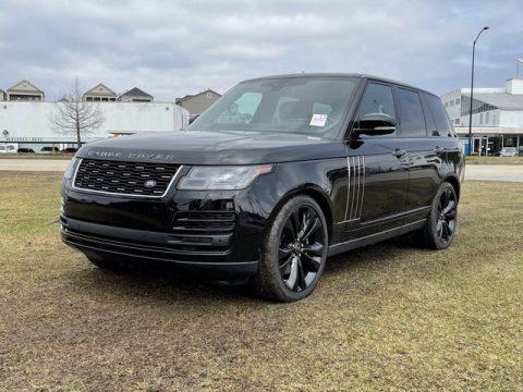 Santorini Black Metallic Land Rover Range Rover SV Autobiography Dynamic Black.  Click to enlarge.