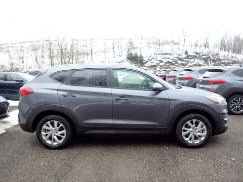 Magnetic Force Hyundai Tucson Value AWD.  Click to enlarge.