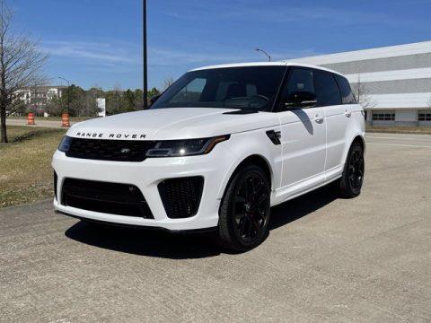 SVO Premium Palette Black Land Rover Range Rover Sport SVR.  Click to enlarge.