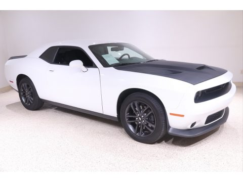 White Knuckle Dodge Challenger GT AWD.  Click to enlarge.