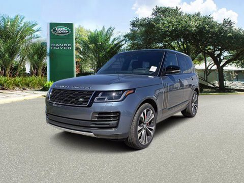 SVO Premium Palette Gray Land Rover Range Rover SV Autobiography Dynamic.  Click to enlarge.