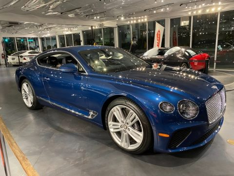 Marlin Metallic Bentley Continental GT .  Click to enlarge.