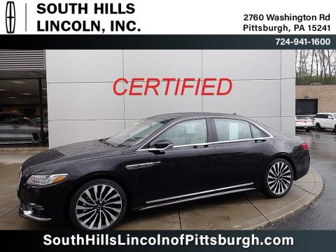 Lincoln Continental Black Label AWD