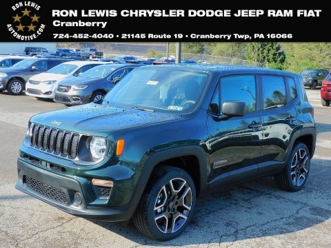 Jeep Renegade Jeepster 4x4