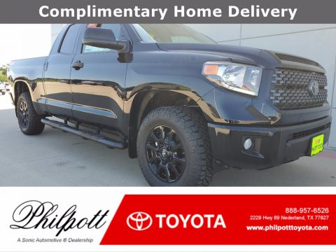 Toyota Tundra SR Double Cab
