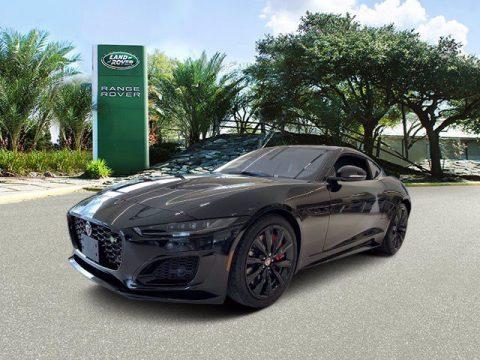 Jaguar F-TYPE R AWD Coupe