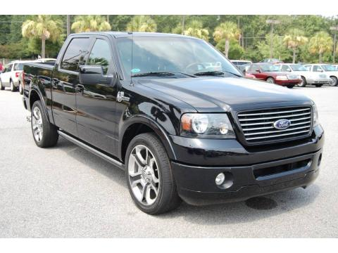 Used 2008 Ford F150 Harley Davidson Supercrew For Sale Stock