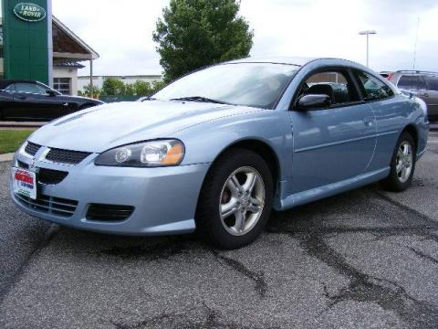 Dodge Stratus 2003. Glow 2003 Dodge Stratus