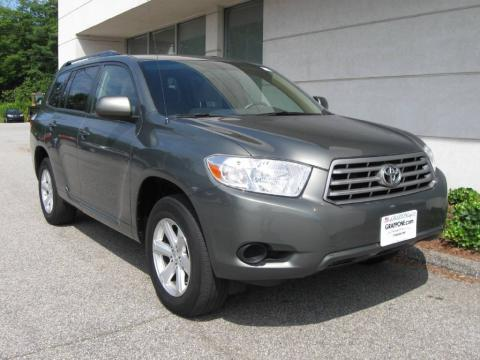 Used 2008 Toyota Highlander 4WD for Sale - Stock #TP7212 ...