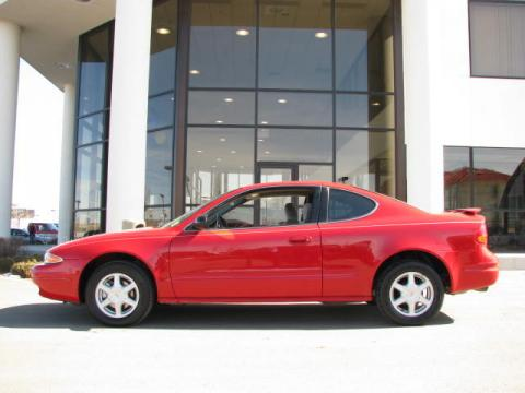 Used 2003 Oldsmobile Alero GL Coupe for Sale - Stock ...