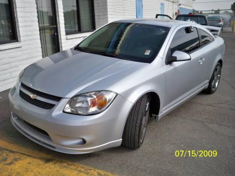 used 2006 chevrolet cobalt ss supercharged coupe for sale stock h8145b. Black Bedroom Furniture Sets. Home Design Ideas