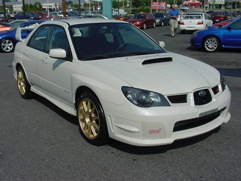 used 2007 subaru impreza wrx sti for sale stock 506837 dealer car ad 14941152. Black Bedroom Furniture Sets. Home Design Ideas