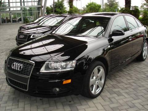 used 2008 audi a6 4 2 quattro sedan for sale stock 8n169235 dealer car ad. Black Bedroom Furniture Sets. Home Design Ideas