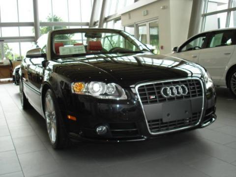 audi s4 b5 black. Brilliant Black 2008 Audi S4