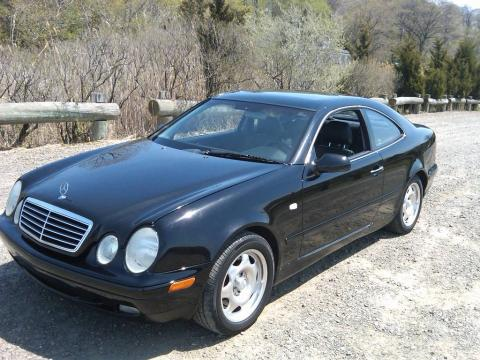 Used 1999 mercedes benz clk 320 coupe for sale stock 09 for 1999 mercedes benz clk320 for sale
