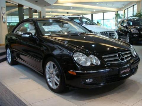 New 2009 mercedes benz clk 350 coupe for sale stock for Prestige mercedes benz paramus nj
