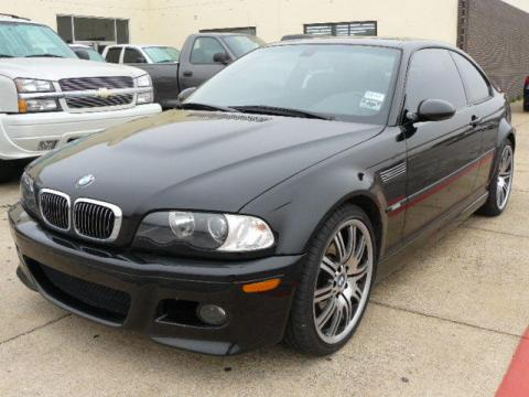 Used 2004 bmw m3 coupe for sale stock 1507 dealerrevs - Used bmw m3 coupe for sale ...