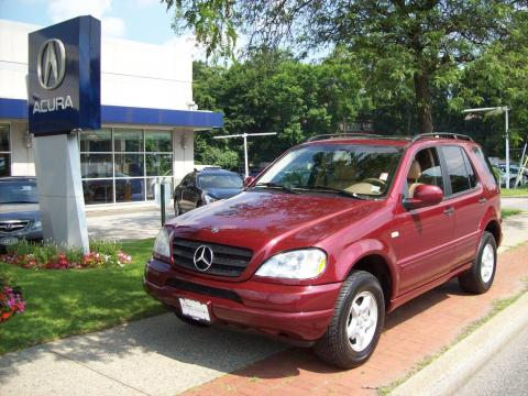 Mercedes Benz Ml320 Interior. 2000 Mercedes-Benz ML 320