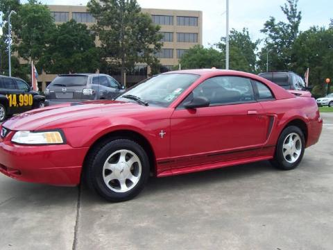 Used 2000 Ford Mustang V6 Coupe For Sale Stock 9m6327a Dealerrevs Com Dealer Car Ad 15343397