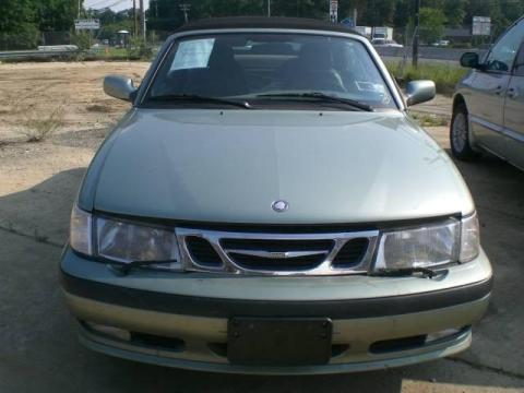 2002 Saab 9-3 Aero Convertible PICTURES