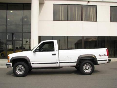 Used 1998 Chevrolet C/K 3500 K3500 Cheyenne Regular Cab ...
