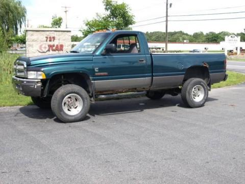 used 1997 dodge ram 2500 st regular cab 4x4 for sale stock 433549 dealer. Black Bedroom Furniture Sets. Home Design Ideas