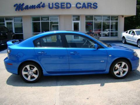Used 2004 Mazda MAZDA3 s Sedan for Sale - Stock #00A1044A ...
