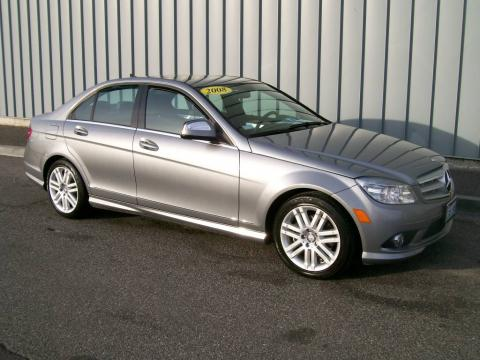 Used 2008 mercedes benz c 300 sport for sale stock for Mccurley mercedes benz