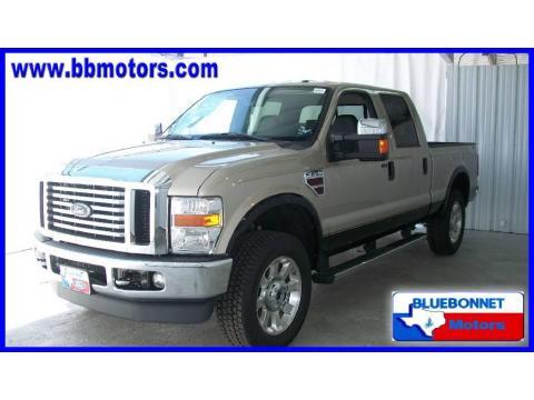 New 2009 ford f250 super duty lariat crew cab 4x4 for sale for Bluebonnet motors new braunfels texas