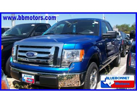 New 2010 ford f150 xlt supercab for sale stock tfa03430 for Bluebonnet motors new braunfels used cars