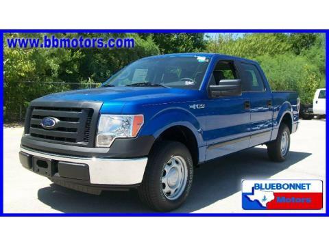 New 2010 ford f150 xl supercrew for sale stock tfa08280 for Bluebonnet motors new braunfels tx