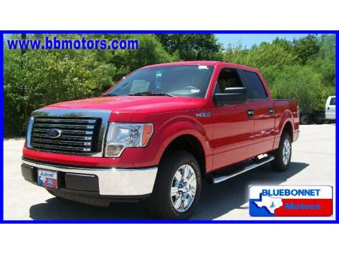 New 2010 ford f150 xlt supercrew for sale stock for Bluebonnet motors new braunfels used cars