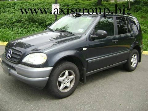 Mercedes Ml320 4matic. ML 320 4Matic with Grey