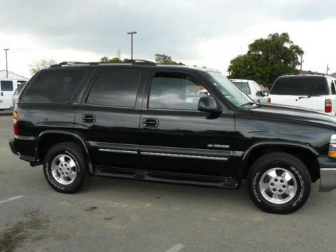 used 2001 chevrolet tahoe lt for sale stock 1117 dealer car ad 1532109. Black Bedroom Furniture Sets. Home Design Ideas