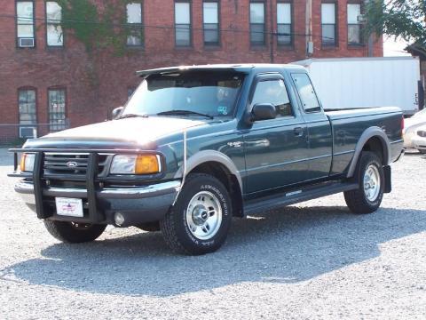 1996 ford ranger xlt supercab