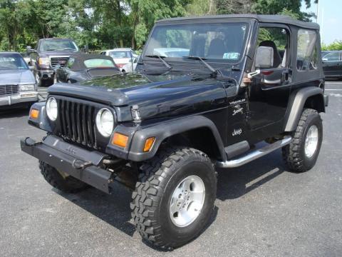 used 1999 jeep wrangler sport 4x4 for sale stock. Black Bedroom Furniture Sets. Home Design Ideas
