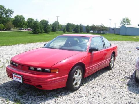 1995 Oldsmobile Cutlass Supreme Sl. Oldsmobile Cutlass Supreme