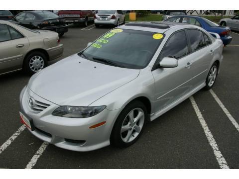 Used 2003 Mazda MAZDA6 s Sedan for Sale - Stock #6266 | DealerRevs