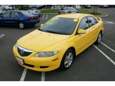 Used 2003 Mazda Mazda6 S Sedan For Sale Stock 5785