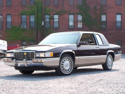 used 1992 cadillac deville coupe for sale stock cc827. Cars Review. Best American Auto & Cars Review