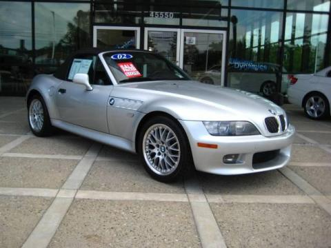 Used 2002 Bmw Z3 3 0i Roadster For Sale Stock P1850 Dealerrevs Com Dealer Car Ad 16327123