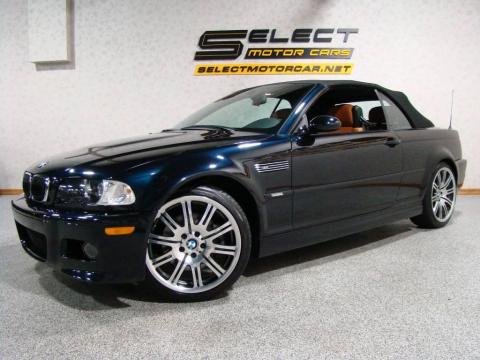 used 2006 bmw m3 convertible for sale stock 51369. Black Bedroom Furniture Sets. Home Design Ideas