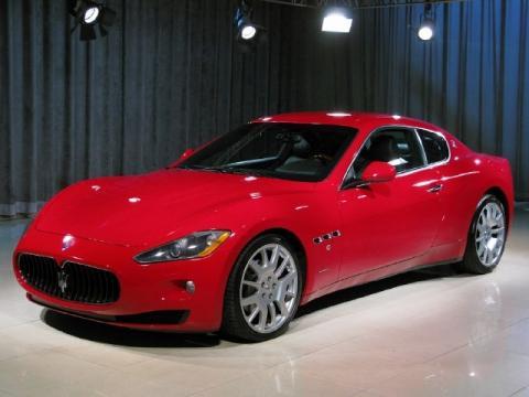 Maserati granturismo red - Maserati granturismo red interior ...