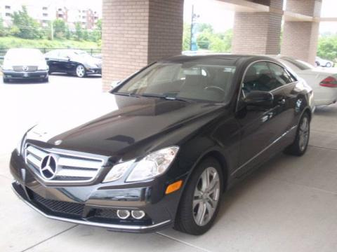 New 2010 mercedes benz e 350 coupe for sale stock for St louis mercedes benz dealers