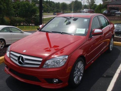 New 2009 mercedes benz c 300 sport for sale stock for Mercedes benz dealer st louis
