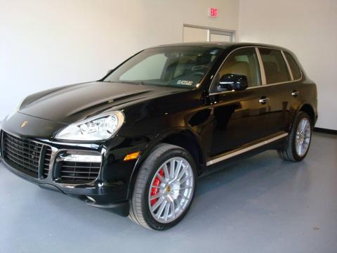 Porsche Cayenne Turbo Black. Black 2009 Porsche Cayenne