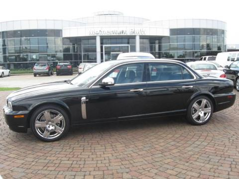 used 2009 jaguar xj vanden plas for sale stock. Black Bedroom Furniture Sets. Home Design Ideas