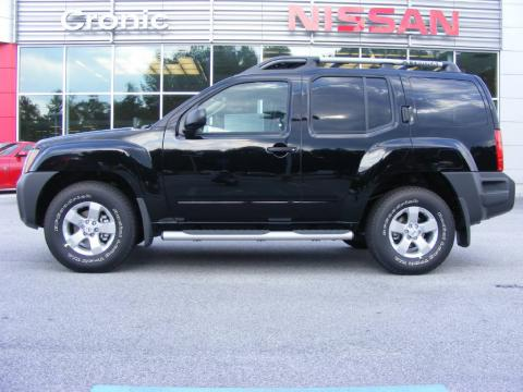 new 2010 nissan xterra s for sale stock n9328 dealer car ad 16758253. Black Bedroom Furniture Sets. Home Design Ideas