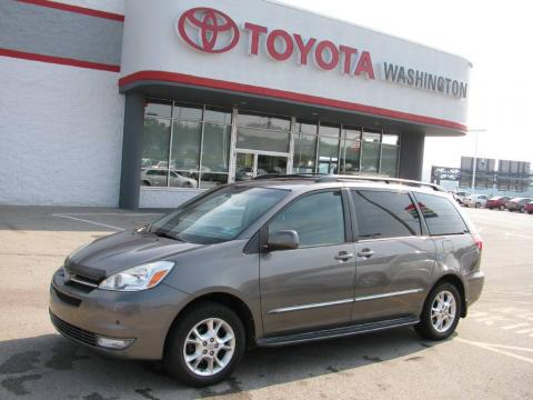 used 2004 toyota sienna xle limited awd for sale stock t422014 dealer car. Black Bedroom Furniture Sets. Home Design Ideas